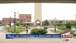 UNO students share thoughts on possible impeachment