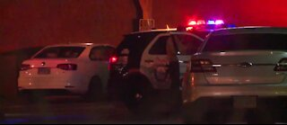 Deadly shooting overnight in Las Vegas