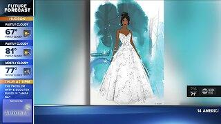 Disney wedding dresses add extra magic to your big day