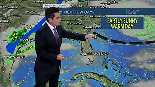 South Florida weather 4/4/20