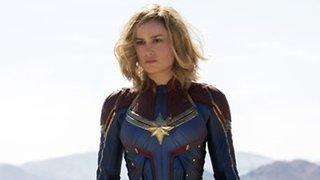 'Captain Marvel' Stunning New Poster Revealed