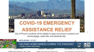 Options to avoid foreclosure amid COVID-19