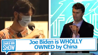 Joe Biden is WHOLLY OWNED by China