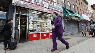 New York City Reports No New Confirmed Coronavirus Deaths