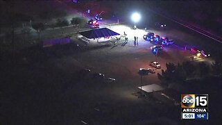 Goodyear fireworks stand owner shoots, kills armed robber