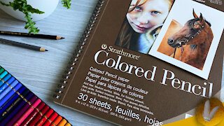 Colored Pencil Drawing Paper Review