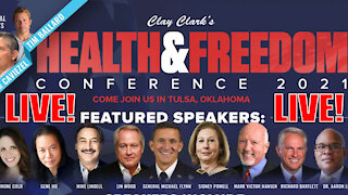 Day 1 (Link to archive) - Health & Freedom Conference - Tulsa, OK