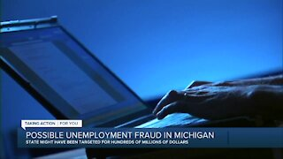 Possible unemployment fraud in Michigan