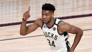 NBA's Antetokounmpo Signs $228M Extension With Milwaukee