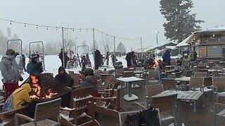 Bogus Basin gets huge crowd Saturday morning