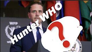 Hunter WHO ?! Joe Biden Isn't Having A Good Day