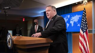 Pompeo: U.S. Will Have Smooth Transition To Next President