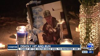 Family of Lakewood hit-and-run crash victim holds vigil for justice