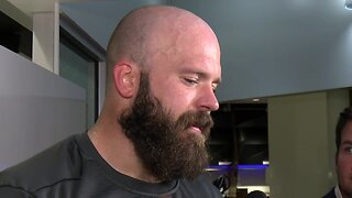 Mitch Morse talks clearing concussion protocol and getting back to work