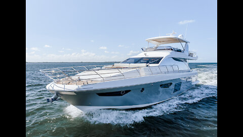 2019 AZIMUT 72 FLY - - Boats for Sale