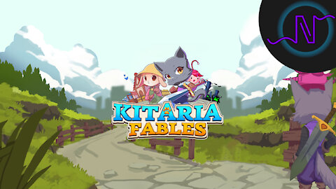 CHECKING OUT A CUTE NEW FARMING GAME! - Kitaria Fables