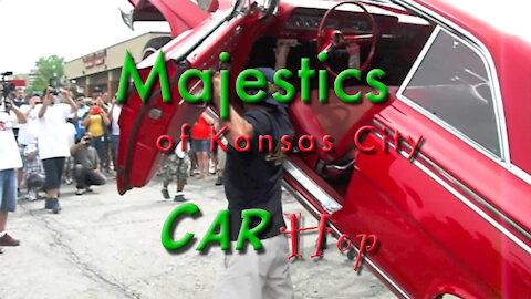 Majestics Car Hop Competition