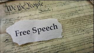 They're Stifling Your Free Speech!