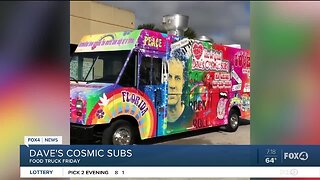 Food Truck Friday: Dave's Cosmic Subs