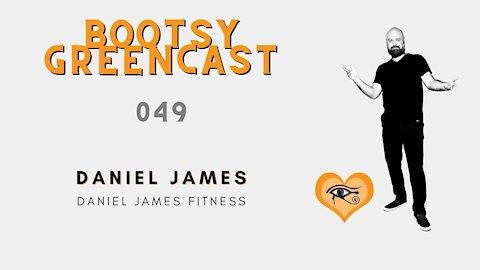 Daniel James : Live Podcast 2021-05-07 15:06