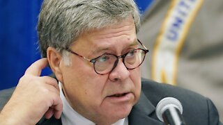 AG William Barr Has Pro-Trump Protesters Show Up On His Doorstep
