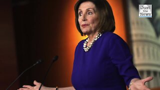 Caught in a shuttered hair salon without a face mask, Pelosi claims it was 'a setup'