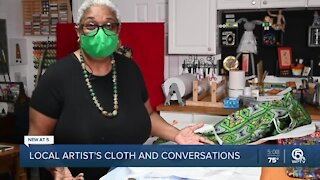 Lake Park artist to host community conversation this weekend