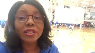 Kids learn hoop, life skills at Bill Self basketball camp