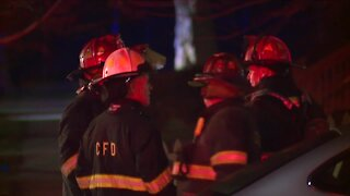 House fire in Cleveland now under arson investigation