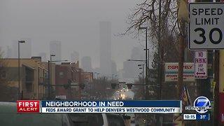 Crime-stricken Denver neighborhood to receive $1M grant for revitalization