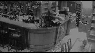 Spökande pub i England