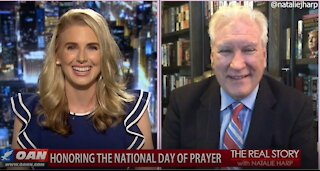 The Real Story - OANN History of National Day of Prayer with Doug Wead