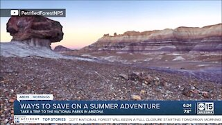 The BULLetin Board: Ways to save on summer National Park adventures