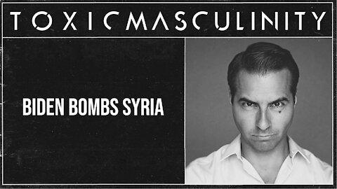 Biden Bombs Syria