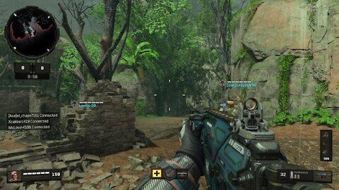 Black Ops 4 VMP Action