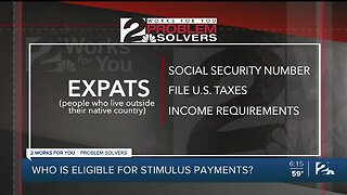 Problem Solvers Coronavirus Hotline: Who is eligible for stimulus payments?