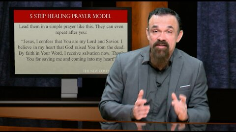 Living In Victory - 5 Step Healing Model Pt. 1