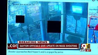 Dayton officials break down mass shooter's path