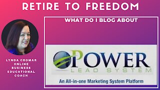 What do I blog about