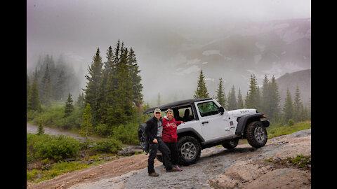 Colorado Jeep Adventure 2021