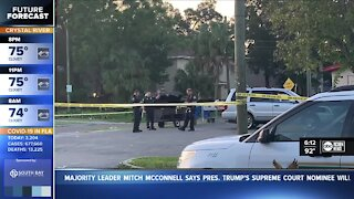 1 dead, another injured after double shooting in St. Pete