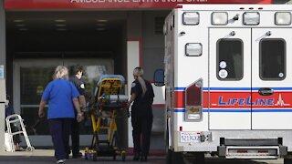 U.S. Hits Record Number Of COVID Hospitalizations