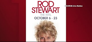 Rod Stewart returning this fall to The Colosseum at Caesars Palace