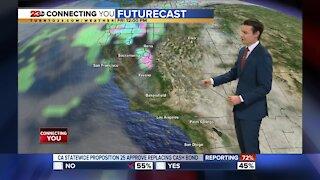 23ABC Evening weather update November 4, 2020