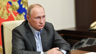 Russian President Putin Congratulates Biden On Election Victory