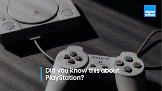 Six little known facts about Sony's PlayStation