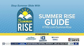 Stop the Summer Slide with Summer Rise