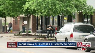 More IA Businesses Allowed to Open Starting Friday