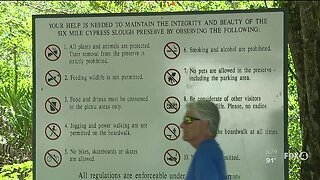 Some Lee County parks & preserves reopen