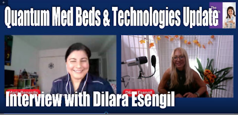 Quantum Med Beds (Celestial Chambers) & Quantum Technology Updates
